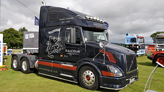 Malcolm Show Truck